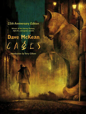 Cages TP - Dark Horse Comics by Dave McKean - 25th Anniversary