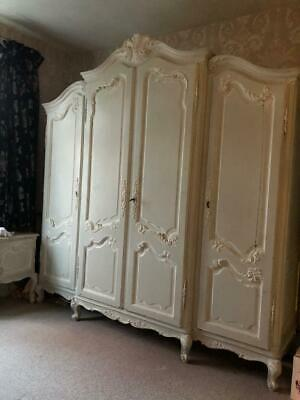 1950s French Armoire