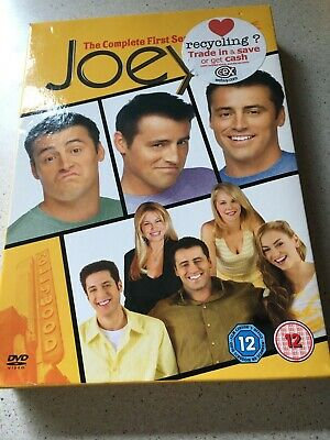 Joey The Complete First Season DVD