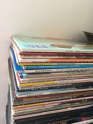 Vinyl Record Collection - 2 LP Sets Classical, Broadway, Comedy! You Choose!