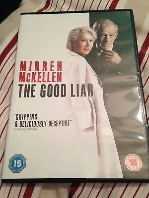 The Good Liar DVD - Watched Once
