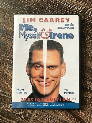 Me, Myself  Irene (DVD, 2006, Sensormatic)