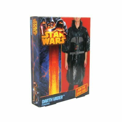 PP2257SW Darth Vader from Star Wars Rain Poncho by Paladone