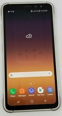 Unlocked Samsung S8 Active SM-G892A 64GB AT&T Phone - (Read Description)