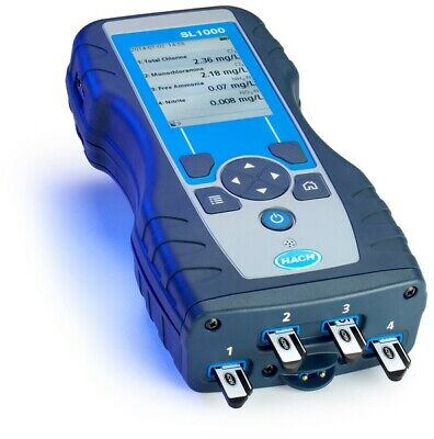 Hach SL1000 PPA Portable Parallel Analyzer Portable Colorimeter With USB NEW!!!