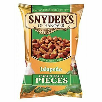 Snyder's Of Hanover Pretzel Pieces - Jalapeno 56g (Pack of 30)