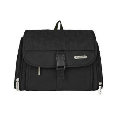 Travelon Hanging Quilted Toiletry Kit Black 42730-50U