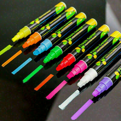 Fashion Colorful Paint Waterproof Marker Pen For Scrapbook Deco Tyre Card M B4U5