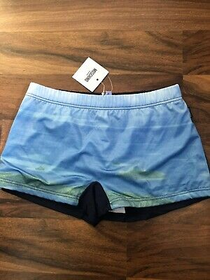 Bnwt Mens Moschino Swimmers Size 46