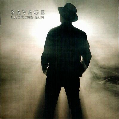 "Savage "" Love And Rain "" 2020  Cd !"