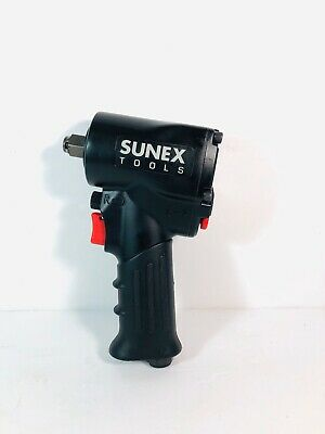 "Sunex SXMC12 1/2"" Super Duty Mini Impact Wrench w/Grip"