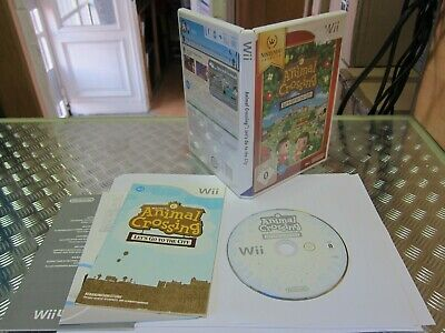 Animal Crossing - Let´s go to the City in OVP | Spiel für Nintendo Wii selects