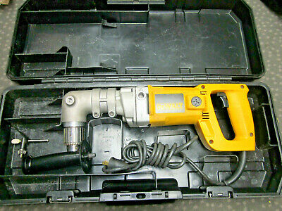 Dewalt Dw120 Right Angle Drill Tested
