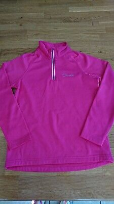 Girls Dare2b zip up top Age 7-8