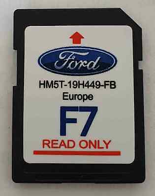 Carte SD GPS Ford Sync2 F7 Europe 2018 - HM5T-19H449-FB