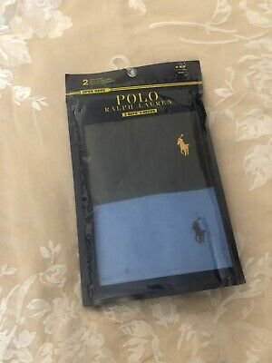 Brand New Polo Ralph Lauren Boys V Neck Tops Medium Age 10-12 Years