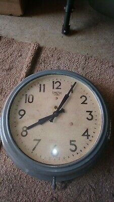 Smiths sectric wall clock