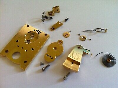 Escapement platform antique clock parts