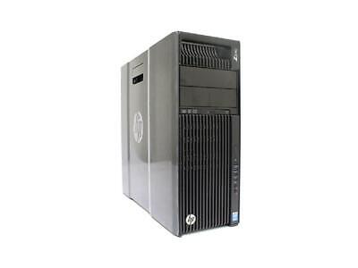 HP Z640 Workstation 2x Xeon E5-2620v3 2.4GHz 32GB DDR4 1TB HDD Windows 10 Pro