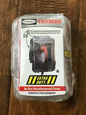 New TAYMAC Waterproof IN-Use Cover Box