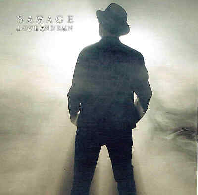 Savage - Love And Rain  CD