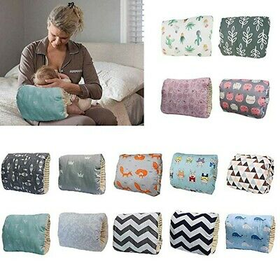 Breast Feeding Maternity Soft Nursing Arm Pillow Baby Support Lunchbre