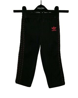 Girls ADIDAS ORIGINALS Tracksuit Bottoms Age 2-3 Years