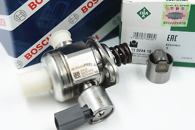 One New Bosch Direct Injection High Pressure Fuel Pump 0261520472 06H127025N