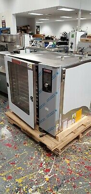 Blodgett BLCM-102G Full-Size Gas Boilerless Combi Oven / Steamer WITH STAND!!