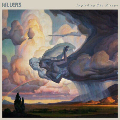 KILLERS (INDIE GROUP) Imploding The Mirage CD Europe Umc/Virgin 2020 Pre Order
