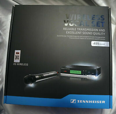 Sennheiser XSW 35 Vocal Wireless Set #504935 Transmitter & Receiver