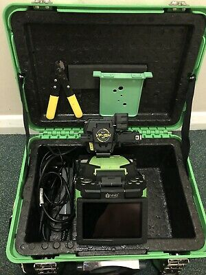 INNO IFS-15H FTTM Master Fusion Splicer Kit with VF-15H Total Arc 10961