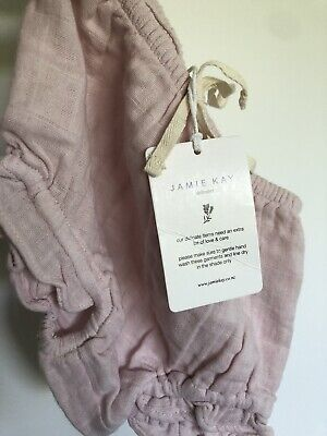 Jamie Kay Barely Pink Bloomers Size 2