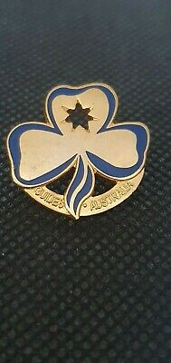Girl Guides Australia Badge
