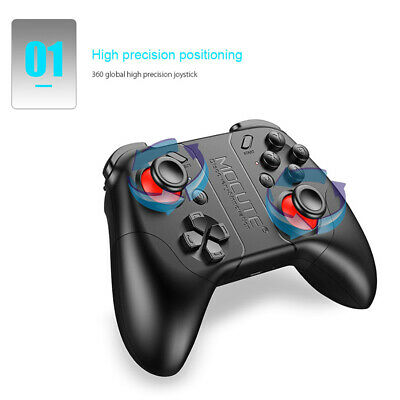 Mocute053 Bluetooth Gamepad Joystick Remote Wireless Controller for VR Phone NEW