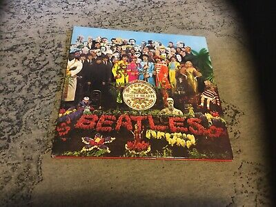 The Beatles SGT Peppers UK Reissue New