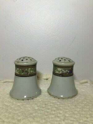 Imperial Nippon porcelain shakers