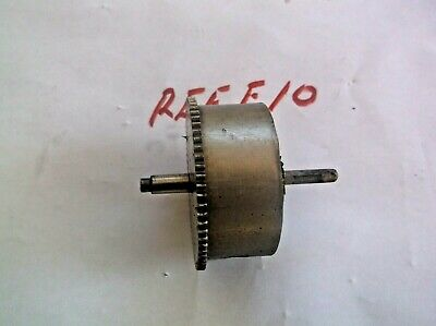 Mainspring Barrel  From An Old Enfield   Mantle Clock  Ref E10
