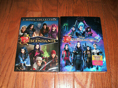 Brand New Sealed. Disney's Descendants trilogy on DVD. 1, 2 and 3 for one price.