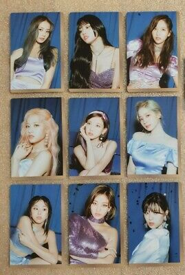 TWICE Feel Special Pre-Order Photocard Set version B