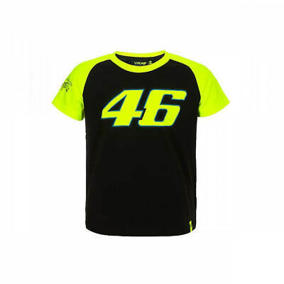 Vr46 Classic Kids Race T-Shirt
