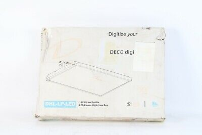 DECO Digital DHL-LP-LED 135W Low Profile led Linear High/low Bay