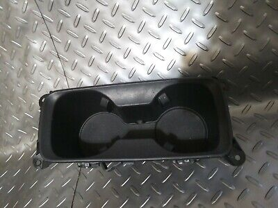 2017-19 OEM Ford Fusion Genuine Front Center Console Cupholder