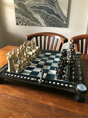 Harry Potter Electric Wizard Chess Set by DeAgostini