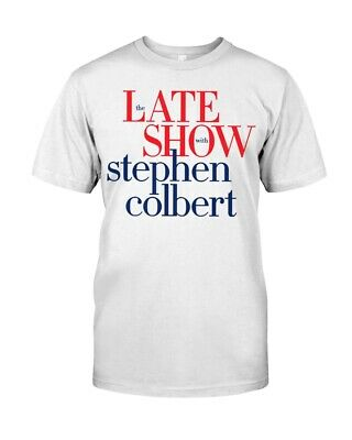 Late the Show With Stephen Colbert Shirt