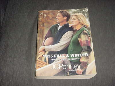 JCPenney fall & winter catalog 1995