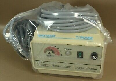 "Gaymar TP500C heat pump with hose.  The ""C"" designates the Colder-style fittings"