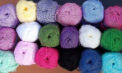11 shades available King Cole 100grm Flash DK