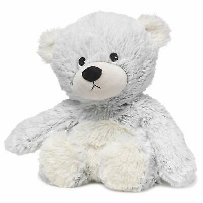 Warmies microwavable French Lavender Scented Blue Marshmallow Bear