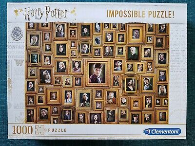 Harry Potter Impossible 1000 Piece